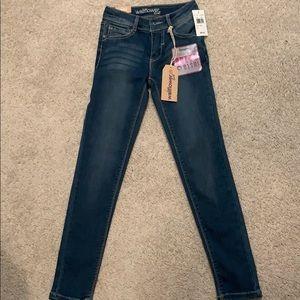 Wallflower Girl - Skinny Size 7 - Girls